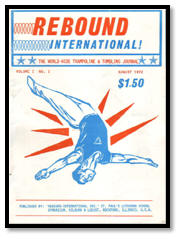 Rebound International Cover