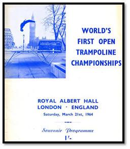 First World Championship programme